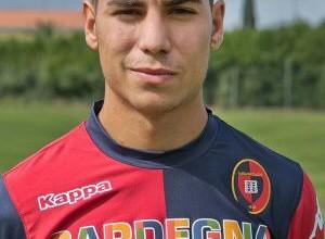 Matteo Cardia, classe '95, è una seconda punta proveniente del Cagliari.