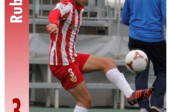 Ruben Primo Iznardo, terzino sinistro24enne nasce calcisticamente nell'Almeria