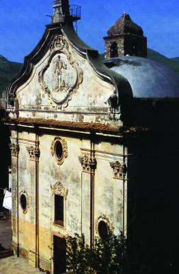 Chiesa del Purgatorio.(Anxur Time)