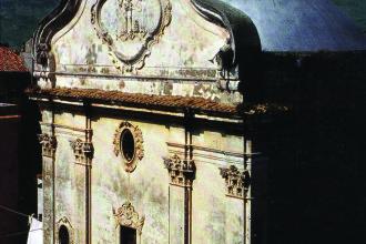 Chiesa del Purgatorio.(Anxur Time)