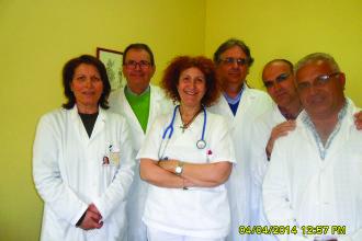 L'Equipe del Dottoer Alberto Raponi. Anxur Time