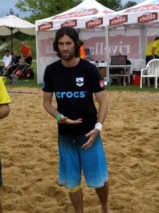 Roberto Pasquali, simbolo dell'Anxur Trenza