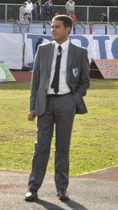 Pino Petrucci, presidente del Terracina calcio