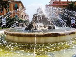 Piazza della Repubblica. Anxur Time