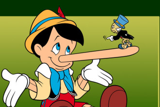 Parole e Pensieri(Pinocchio) di Catia Mosa. Anxur Time