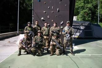 Armata Deimos, Softair Terracina(Anxur Time):