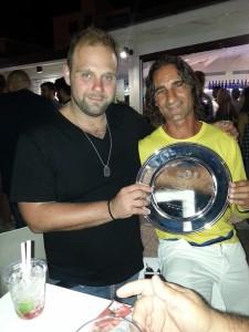 a destra Alessandro Bottiglia