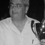 Il Presidente della Pallavolo Futura Terracina '92 Edoardo Bondatti. Anxur Time