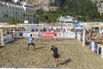 Internazionali di Beach Tennis a Terracina. Anxur Time