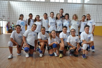 Under 13 Pallavolo Futura Terracina '92. Anxur Time