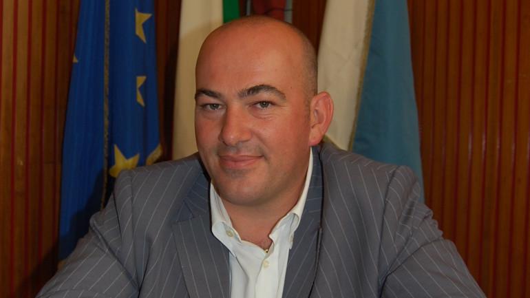 L'Assessore ai Lavori Pubblici di Terracina Pierpaolo Marcuzzi. Anzur Time