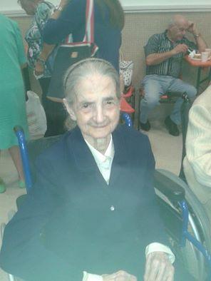 Nonna Eugenia Salesi, 102 anni. Anxur Time