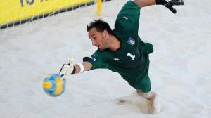 Stefano Spada in Nazionale. Anxur Time