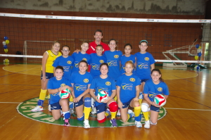 Pallavolo Futura Terracina '92.Under 13. Anxur Time