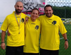 asd lady terracina, staff tecnico, anzur time