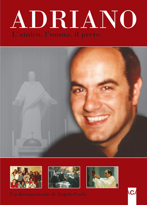 Don Adriano Bragazzi, copertina libro. Anxur Time