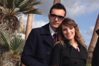 Valeria Cugini e Daniele Sperlonga sposi. anxur time