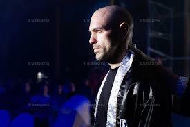 Alessandro Sinacore, pugile mediomassimo,. Anxur Time
