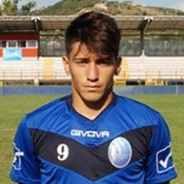 Diego Castaldi. Terracina Calcio. Anxur Time