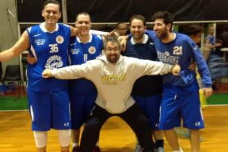 Basket Promozione: Terracina-Virtus 82-50. Anxur Time