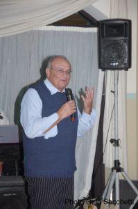 L'ex vice sindaco di Terracina Gianfranco Sciscione. Anxur Time