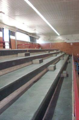 Palazzetto dello Sport Terracina. Anxur Time