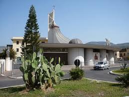 chiesa san domenico savio. anxur time