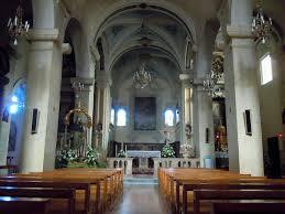 Chiesa SS Salvatore Terracina. Anxur Time