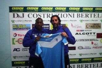 stephan coquin. terracina calcio. Anxur Time
