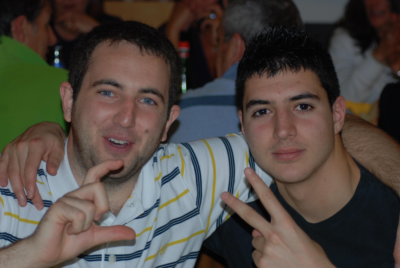 Christian Lia e Giacomo Bondatti. Anxur Time