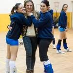 Federica Stefanelli, Veronica Cinelli e Veronica e Grimaldi.Anxur Time