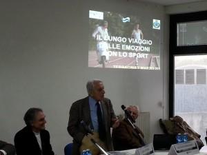 Carlo Vittori, Anxur Time