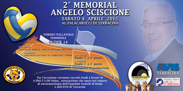 2° memorial Angelo Sciscione. Anxur Time