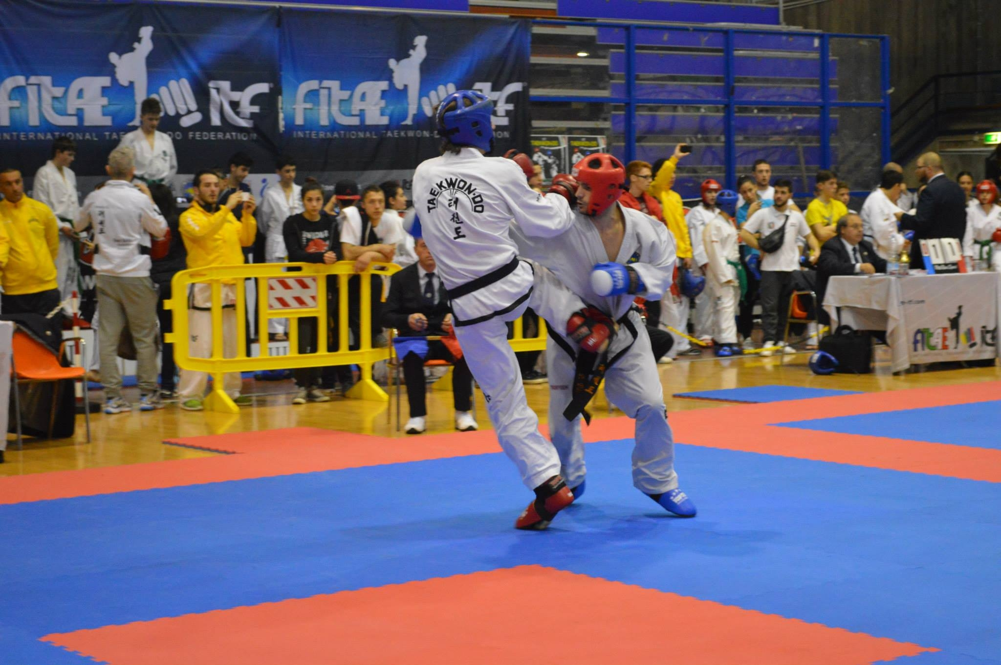 taekwondo pasquale palmieri. anxur time