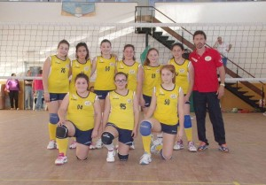Pallavolo futura terracina '92 under 12 Pro. Anxur time
