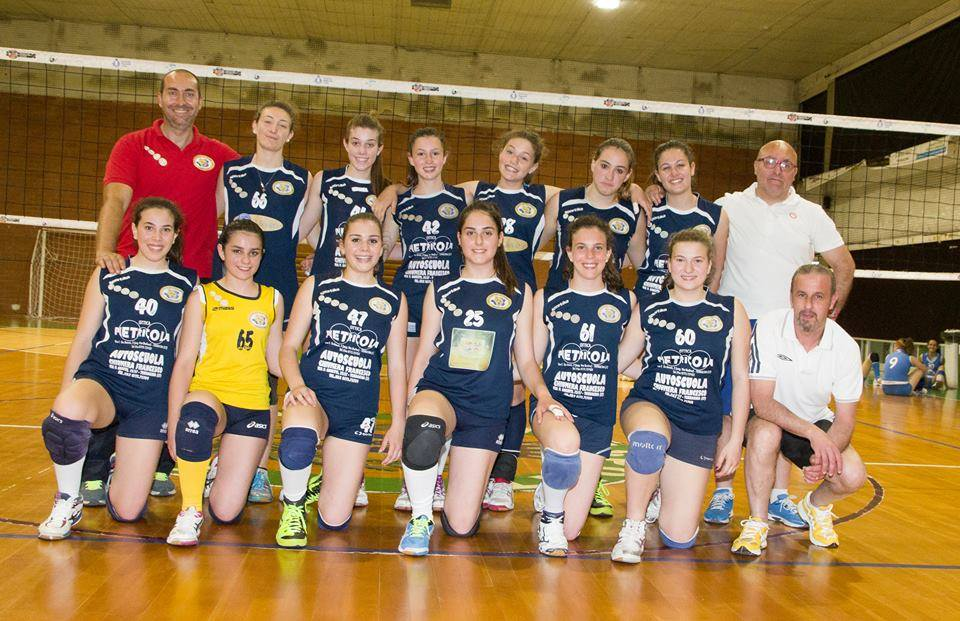 Pallavolo Futura Terracina '92 Under 18. anxur time