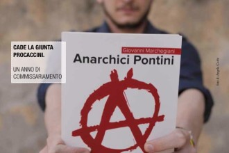 Giovanni Marchegiani - Anarchici Pontini