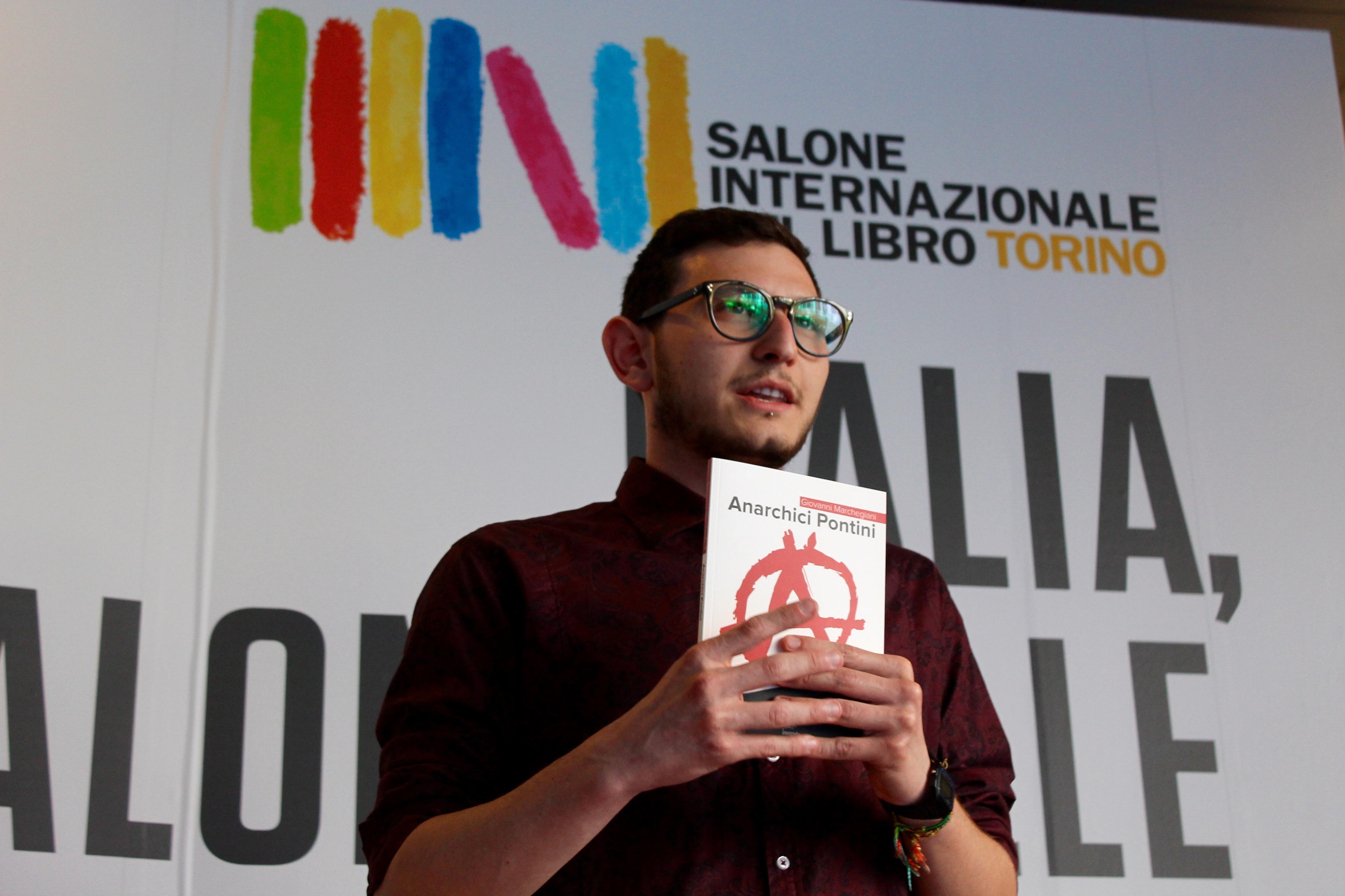 Giovanni Marchegiani - Anarchici Pontini