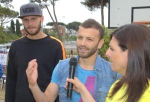 Daniele Altobelli e Massimiliano Carlini. Anxur Time
