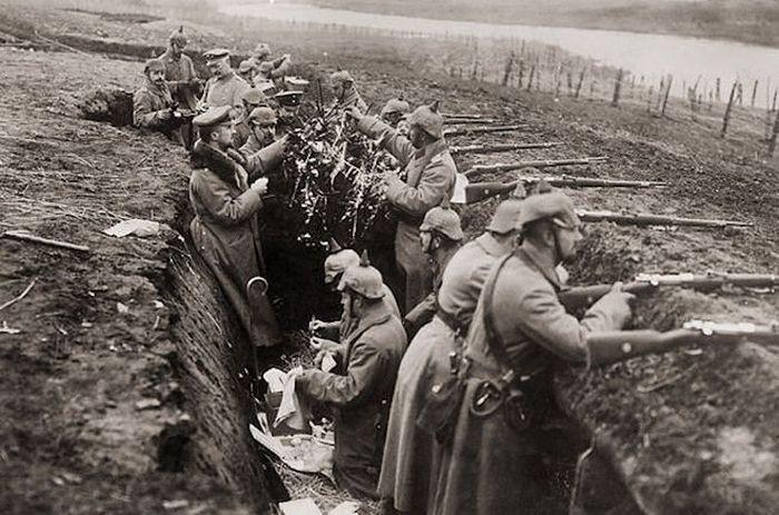 100° anniversario prima guerra mondiale. Anxur Time