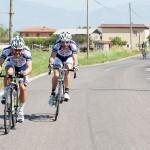 Gianluca Battisti e Stefano D'Onofrio in fuga al 1° Memorial Antonio Falcone