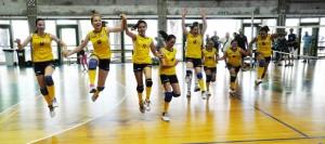 Pallavolo Futura Terracina Under 12 Campione provinciale
