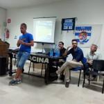 Antonio Vallone, Presidente Mia Terracina Supporters Trust. Anxur Time