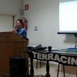 Francesca Pagliaroli, vice Presidente Mia Terracina Supporters Trust. Anxur Time