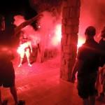 I tifosi sostengono la Mia Terracina Supporters Trust. Anxur Time
