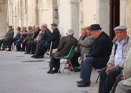 anziani a Villa Tomassini? Anxur Time