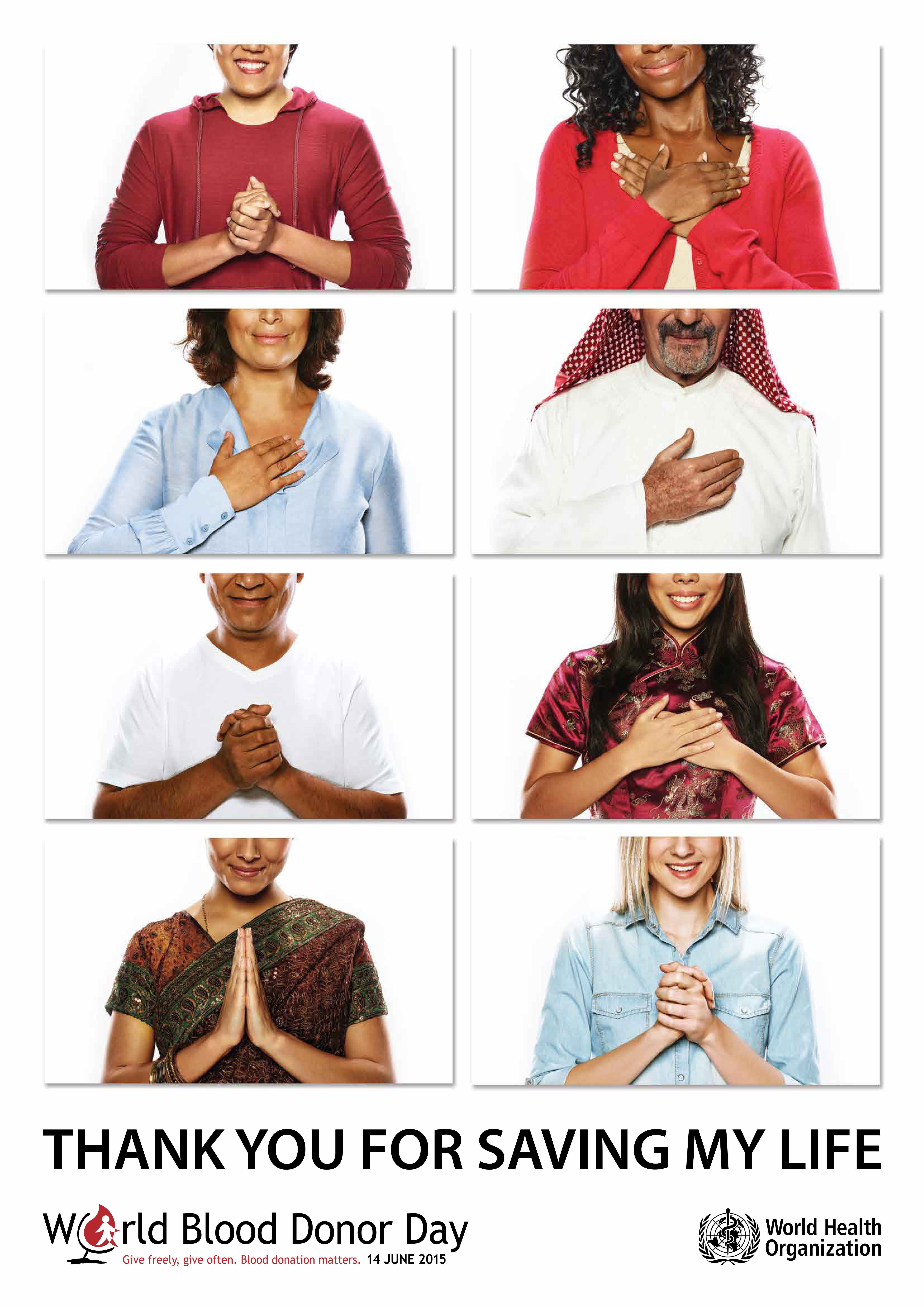 Giornata Mondiale del donatore di Sangue. Anxur Time