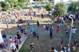 Festa del minivolley Pallavolo Futura Terracina '92. Anxur Time