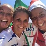 Lady Terrac ina Campione d'Italia. Anxur Tme
