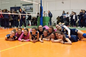 Under 14 Pallavolo Futura Terracina '92. Anxur Time